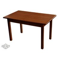 Большой стол из дерева СОБОЛЬ фото, купить в Липецке | Uliss Trade