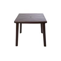 Стол квадратный 800х800х710 мм фото, купить в Липецке | Uliss Trade