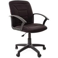 Кресло оператора CHAIRMAN 627, чёрная ткань (15-21) фото, купить в Липецке | Uliss Trade