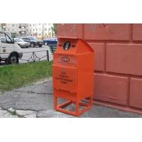 Контейнер для ртутных ламп 1-ЭЛ-1 (400х400х1000мм) фото, купить в Липецке | Uliss Trade