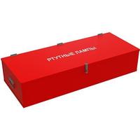 Контейнер для сбора ртутьсодержащих ламп КРЛ-80 (250x1550x500мм) фото, купить в Липецке | Uliss Trade