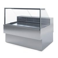 Холодильная витрина Илеть Cube ВХН-1,5 фото, купить в Липецке   Uliss Trade
