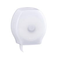 """Диспенсер для туалетной бумаги в рулонах """"MERIDA HARMONY MAXI"""" ABS-пластик фото, купить в Липецке   Uliss Trade"""