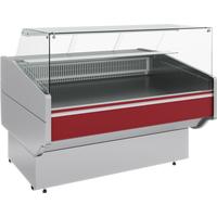 Холодильная витрина CARBOMA GC120 SM 1.25‑1 фото, купить в Липецке   Uliss Trade