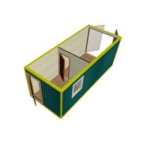 Мобильный гараж МГ-22 фото, купить в Липецке | Uliss Trade