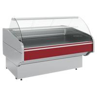 Витрина холодильная Carboma G120 SM 1,25-1 3004 (статика) фото, купить в Липецке   Uliss Trade