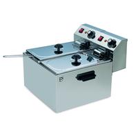 Фритюрница электрическая GASTRORAG CZG-40-2 фото, купить в Липецке | Uliss Trade