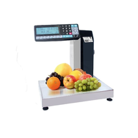 MK-RL10-1 фасовочные печатающие весы-регистраторы с устройством подмотки ленты фото, купить в Липецке | Uliss Trade