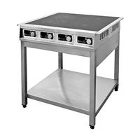 Плита индукционная Челябторгтехника ПЭИ-4 фото, купить в Липецке | Uliss Trade