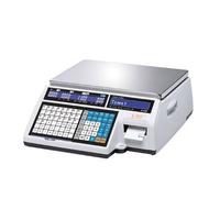 Торговые весы с печатью этикеток Cas CL5000J-IB фото, купить в Липецке | Uliss Trade