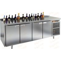 Стол холодильный HICOLD SN 1111 HT V фото, купить в Липецке | Uliss Trade