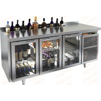 Стол холодильный HICOLD SNG 111 HT V фото, купить в Липецке | Uliss Trade