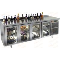 Стол холодильный HICOLD SNG 1111 HT V фото, купить в Липецке | Uliss Trade
