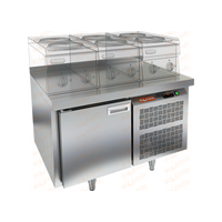 Столы холодильные и морозильные под тепловое оборудование * Технологический холод * Uliss Trade