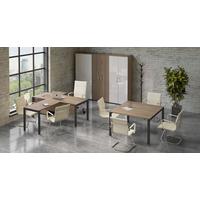 Мебель для руководителя серии METAL SYSTEM фото, купить в Липецке | Uliss Trade