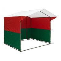 Торговая палатка «Домик» 2,5 x 2 из трубы Ø 25 мм фото, купить в Липецке | Uliss Trade