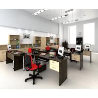 Мебель для персонала серия Эконом фото, купить в Липецке | Uliss Trade