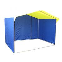 Торговая палатка «Домик» 3 x 2 из трубы Ø 25 мм фото, купить в Липецке | Uliss Trade