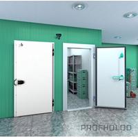 Распашные одностворчатые холодильные двери (РДОП) фото, купить в Липецке | Uliss Trade