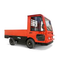 Тележка платформенная 2,0т HELI BD20 с бортами и кабиной фото, купить в Липецке | Uliss Trade