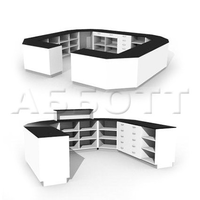 Система прилавков MODULDISK фото, купить в Липецке | Uliss Trade