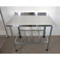 Стол производственный без борта СР-2/1000/700-Ц фото, купить в Липецке | Uliss Trade