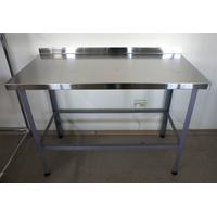 Стол производственный с бортом Э-СР-3/600/600-С фото, купить в Липецке | Uliss Trade