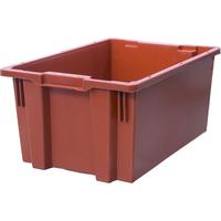 Пластиковый ящик 600х400х270 фото, купить в Липецке   Uliss Trade