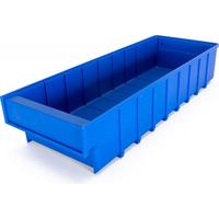 Пластиковый ящик для склада 500x185x100 фото, купить в Липецке | Uliss Trade