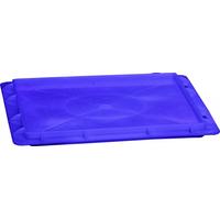 Пластиковая крышка для ящика 385х385х20 фото, купить в Липецке | Uliss Trade