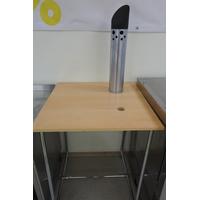 Стойка металлическая на 2 потока без кранов, для Пегая (Кентавр) фото, купить в Липецке | Uliss Trade