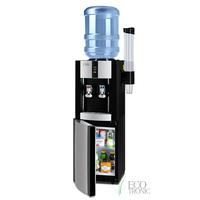 Кулер Ecotronic H1-LF Black c холодильником фото, купить в Липецке | Uliss Trade