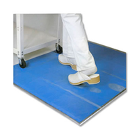 Многослойный антибактериальный липкий мат 60х90 см (30 листов) фото, купить в Липецке | Uliss Trade
