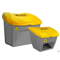 Контейнер для сыпучих противогололедных реагентов BOXSAND 220 - 500 литров фото, купить в Липецке | Uliss Trade