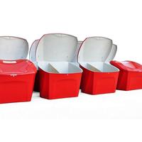 Ящик для песка BOXSAND 0,5 м3 двухсекционный фото, купить в Липецке | Uliss Trade