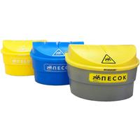 Ящик для пескосоляной смеси, песка, реагентов 0,15 м3 (150 л) BOXSAND фото, купить в Липецке | Uliss Trade