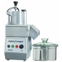 Процессор кухонный ROBOT COUPE R502 380В фото, купить в Липецке | Uliss Trade
