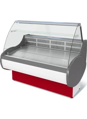 Витрина холодильная МХМ Таир ВХС-1,2 фото, купить в Липецке | Uliss Trade