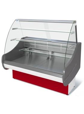 Витрина холодильная МХМ Таир ВХСд-1,2 фото, купить в Липецке | Uliss Trade