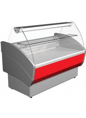 Витрина холодильная Полюс Эко ВХС-1,8 фото, купить в Липецке | Uliss Trade