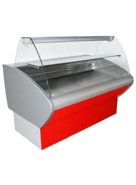 Витрина холодильная Полюс ВХС-1,2 фото, купить в Липецке | Uliss Trade