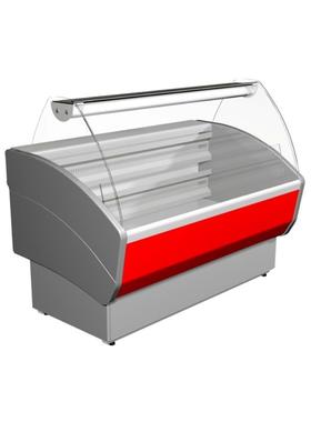 Витрина морозильная Полюс ВХСн-1,5 Эко фото, купить в Липецке | Uliss Trade