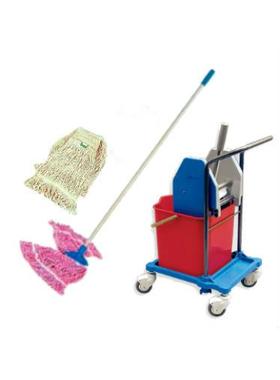 Комплект для уборки полов CleanFLoor Ideal фото, купить в Липецке   Uliss Trade