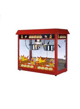 Аппарат для приготовления попкорна STARFOOD с двумя котлами фото, купить в Липецке   Uliss Trade