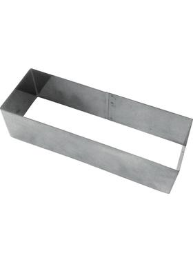 Форма «Прямоугольник» 15х5см h=4см фото, купить в Липецке | Uliss Trade