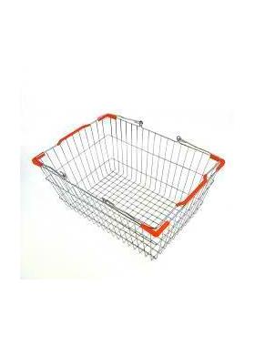 Корзина покупательская металлическая SB22-CR фото, купить в Липецке | Uliss Trade
