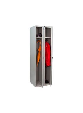 Медицинский шкаф для одежды HILFE МД LS(LE)-21 фото, купить в Липецке | Uliss Trade