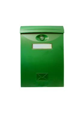 Почтовый ящик металлический LTP-01 GREEN фото, купить в Липецке   Uliss Trade