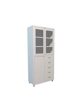 Шкаф для медикаментов двухстворчатый HILFE МД 2 1780 R-5 фото, купить в Липецке | Uliss Trade