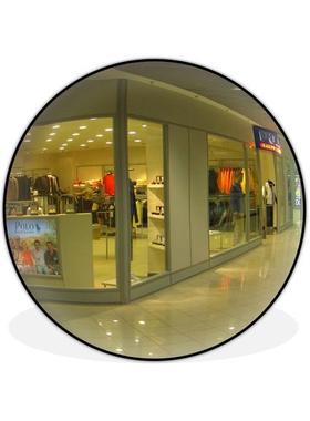 Зеркало сферическое, диаметр 400 мм фото, купить в Липецке   Uliss Trade